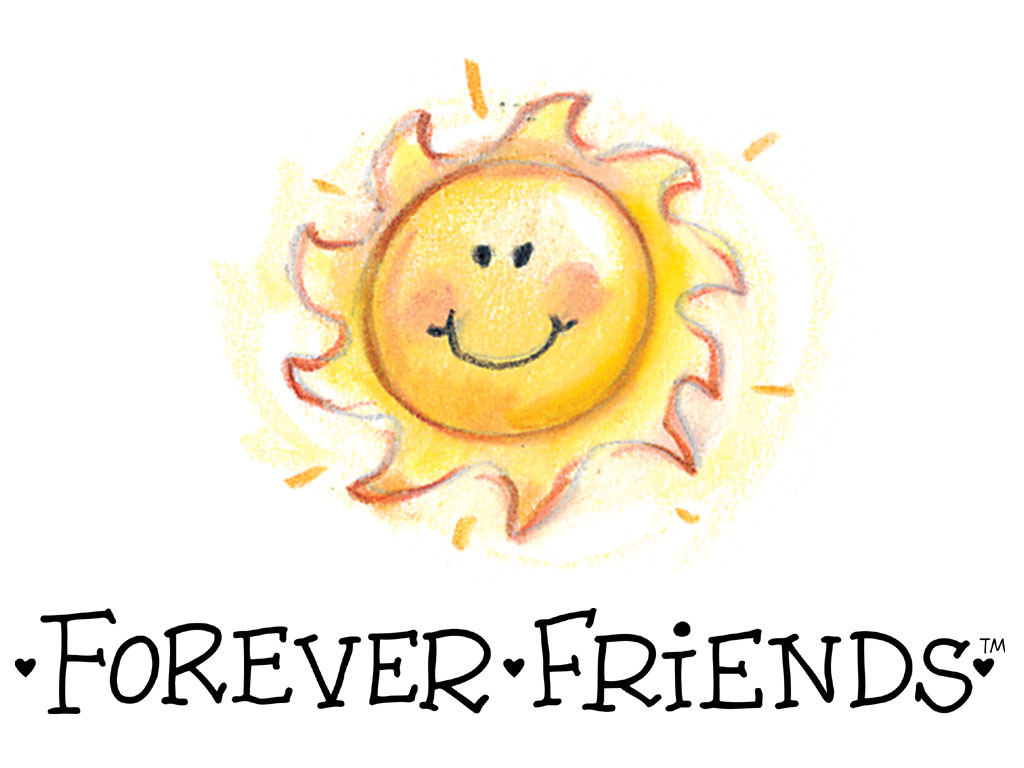 Forever friends wallpaper forever friends
