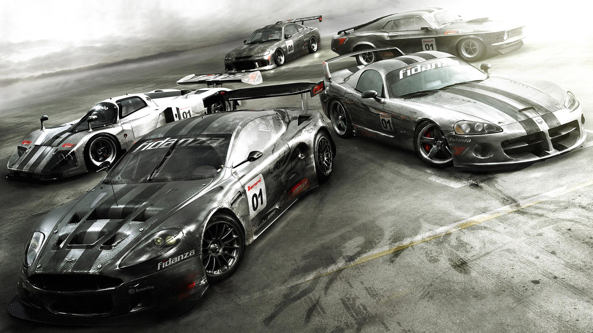 Auto s uit games wallpaper autos uit games