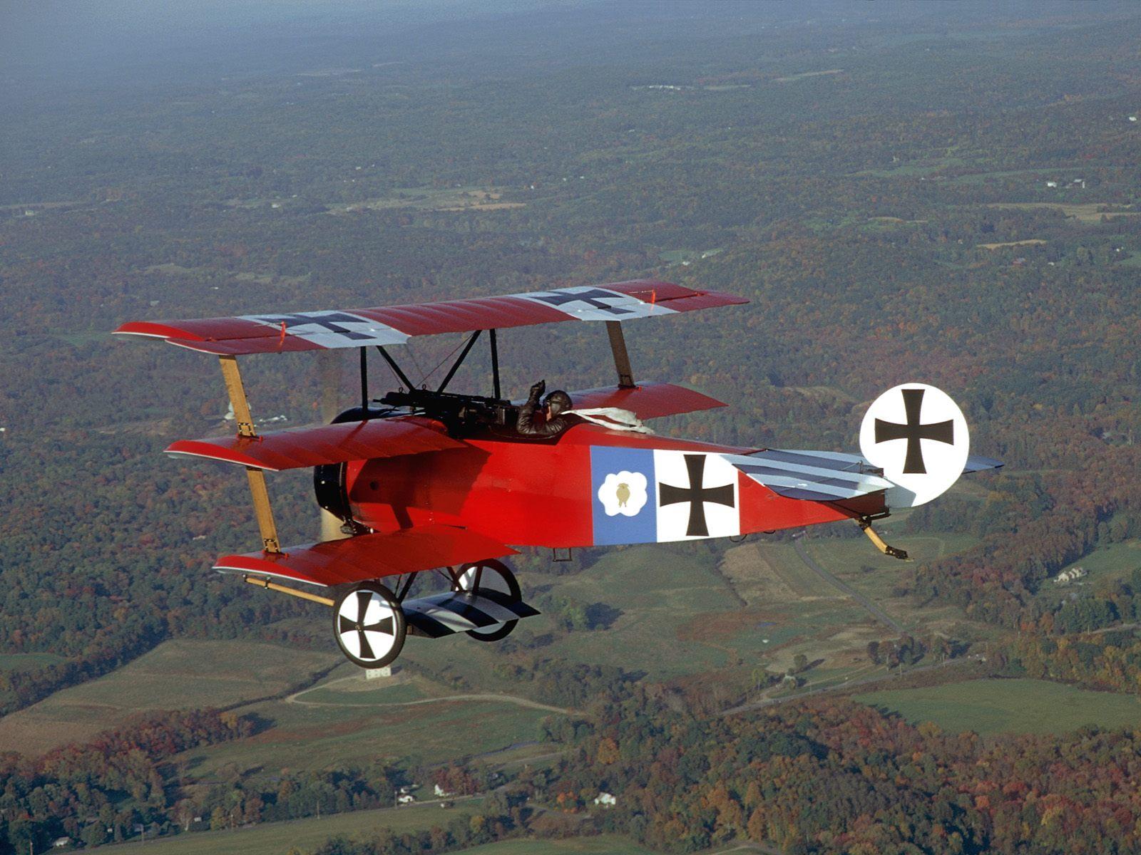Wallpaper vliegtuigen