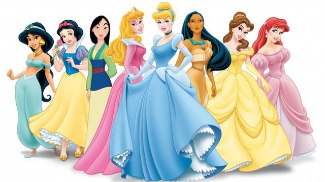 Kinder Kleurplaten Van Disney.Kids N Fun 33 Kleurplaten Van Disney Prinsessen