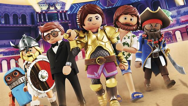 Playmobil The Movie blog