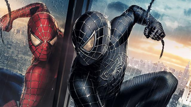 Kleurplaten Zwarte Spiderman.Kids N Fun 28 Kleurplaten Van Spiderman 3