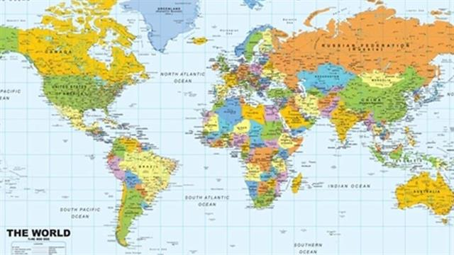 Kleurplaten Landen Europa.Kids N Fun 6 Kleurplaten Van Landkaarten