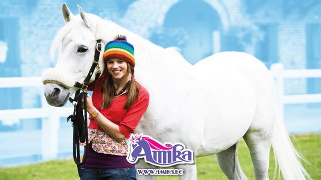 Paarden Kleurplaten Amika.Kids N Fun 14 Kleurplaten Van Amika