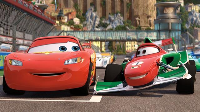 Kleurplaten Cars 2 Finn.Kids N Fun 38 Kleurplaten Van Cars 2