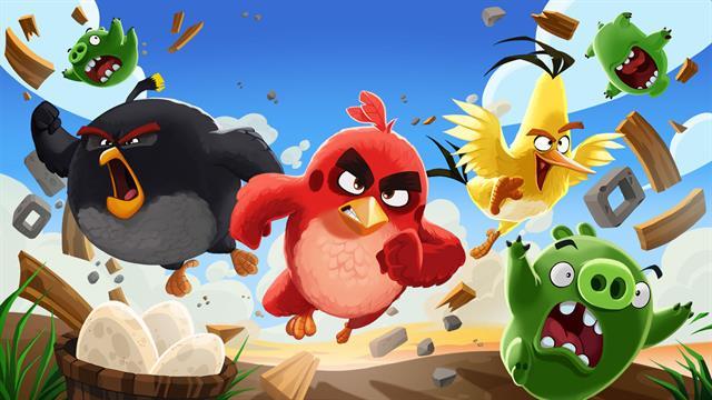 Gratis Kleurplaten Angry Birds.Kids N Fun 42 Kleurplaten Van Angry Birds
