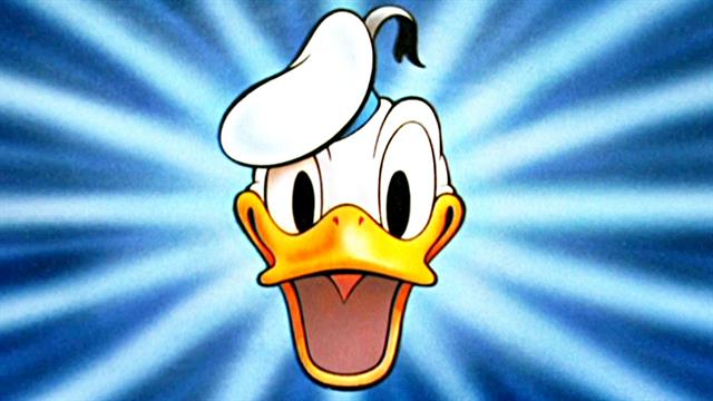 Kleurplaten Donald Duck Gezicht.Kids N Fun 30 Kleurplaten Van Donald Duck