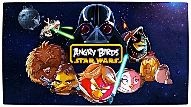 Kleurplaten Van Angry Birds Space.Kids N Fun 7 Kleurplaten Van Angry Birds Star Wars