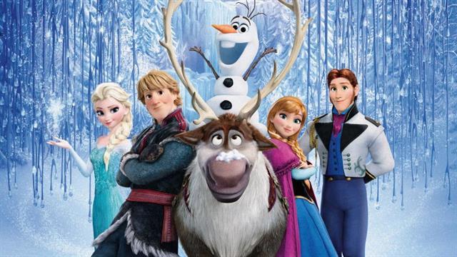 Kleurplaten Frozen A4 Formaat.Kids N Fun 35 Kleurplaten Van Frozen