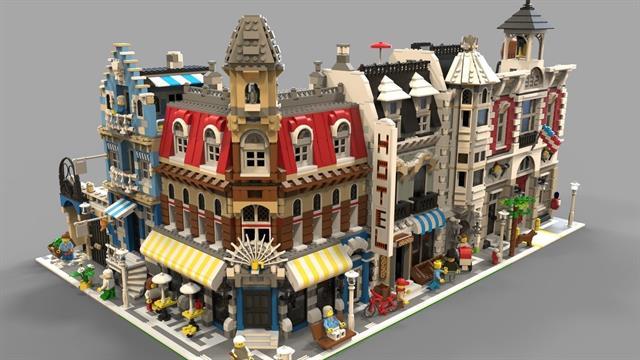 Kleurplaten Lego Star.Kids N Fun 34 Kleurplaten Van Lego City