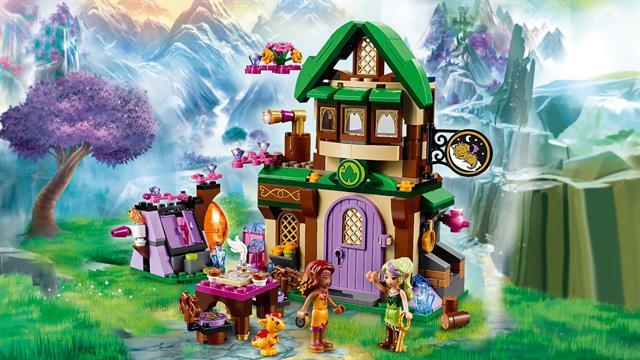 Lego Elves Kleurplaten.Kids N Fun 9 Kleurplaten Van Lego Elves