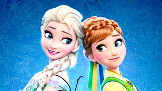 Kleurplaten Frozen Pdf.Kids N Fun 17 Kleurplaten Van Frozen Anna En Elsa