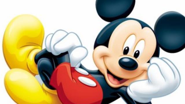 Kleurplaten Van Minnie En Mickey Mouse.Kids N Fun 49 Kleurplaten Van Mickey Mouse