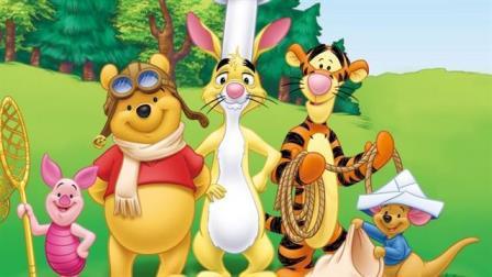 Kleurplaten Van Winnie The Pooh.Kids N Fun 30 Kleurplaten Van Winnie De Poeh En Teigetje