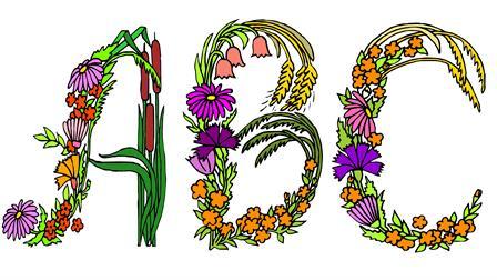 Kleurplaten Natuur Bloemen.Kids N Fun Alles Van Natuur