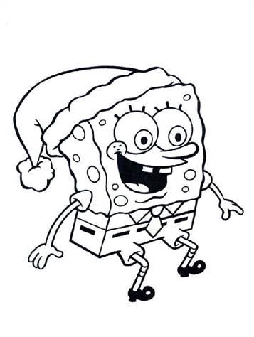 Gratis Kleurplaten Spongebob.Kids N Fun 39 Kleurplaten Van Spongebob