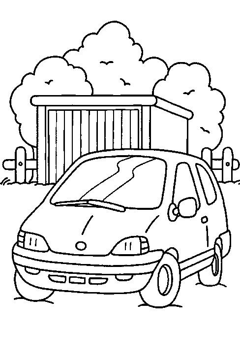Kleurplaat Carnacal Kids N Fun 38 Kleurplaten Van Auto