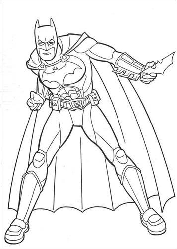 Kleurplaten Batman Logo.Kids N Fun 72 Kleurplaten Van Batman