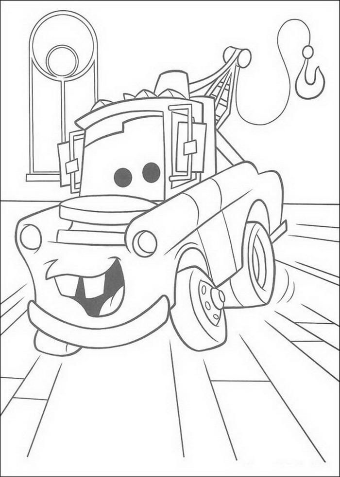 Cars Kleurplaat Bliksem Mc Queen Kids N Fun 84 Kleurplaten Van Cars Pixar