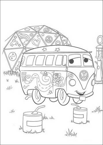 Gratis Kleurplaten Van Cars.Kids N Fun 84 Kleurplaten Van Cars Pixar