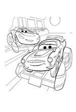 Cars Kleurplaat Finn Kids N Fun 38 Kleurplaten Van Cars 2