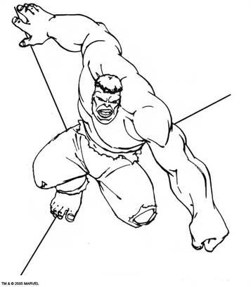 Kleurplaten Hulk.Kids N Fun 77 Kleurplaten Van Hulk