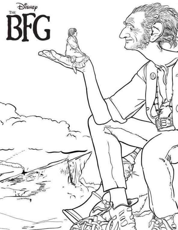 roald dahl matilda coloring pages - photo#27