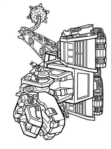 Kleurplaten Dino Trucks.Kids N Fun 7 Kleurplaten Van Dinotrux