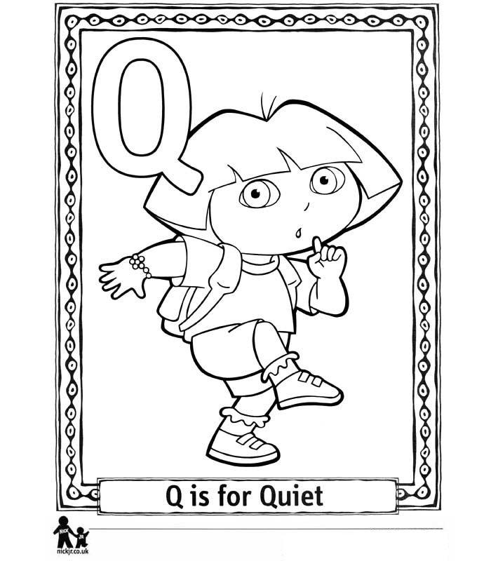 Dora A Letter For Swiper Dimmi Metashort Co