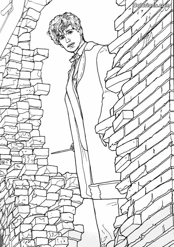 fantastic coloring pages - photo#32