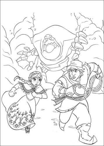 Kleurplaten Frozen Afdrukken.Kids N Fun 35 Kleurplaten Van Frozen