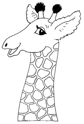 Giraffe Kleurplaten Zoeken.Kids N Fun 45 Kleurplaten Van Giraffe