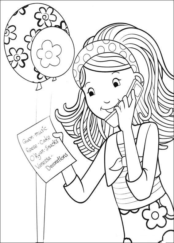 Kleurplaten Van Een Verjaardag.Kleurplaat Verjaardag 12 Jaar Badkamersenhaarden Nl