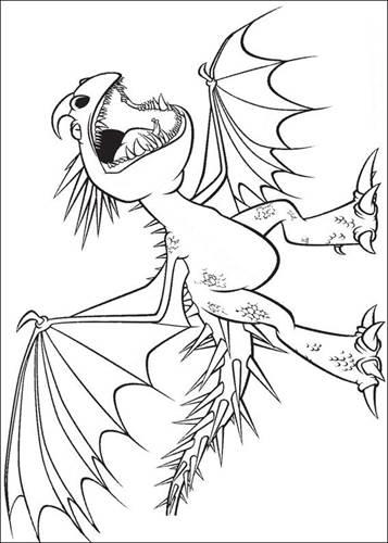 Kleurplaten Draken Beschermers Van Berk.Kids N Fun 18 Kleurplaten Van How To Train Your Dragon