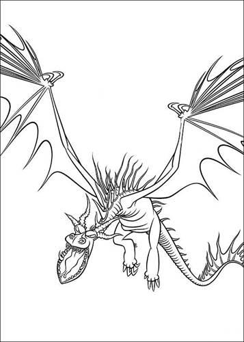 Kleurplaten Draken Rijders Van Berk.Kids N Fun 18 Kleurplaten Van How To Train Your Dragon
