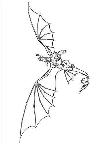 Draken Rijders Van Berk Kleurplaten.Kids N Fun 18 Kleurplaten Van How To Train Your Dragon Hoe Tem Je