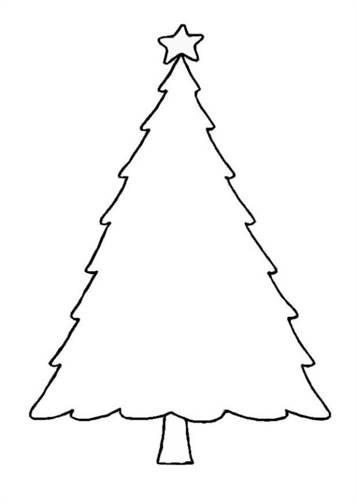 Kleurplaten Kerstboomen.Kids N Fun 12 Kleurplaten Van Kerstbomen Om Zelf Te Versieren