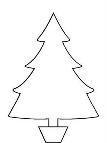Kleurplaten Kerst Boom.Kids N Fun 12 Kleurplaten Van Kerstbomen Om Zelf Te Versieren