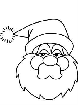 Kleurplaten Kerstmis Peuters.Kids N Fun 85 Kleurplaten Van Kerstmis De Kerstman