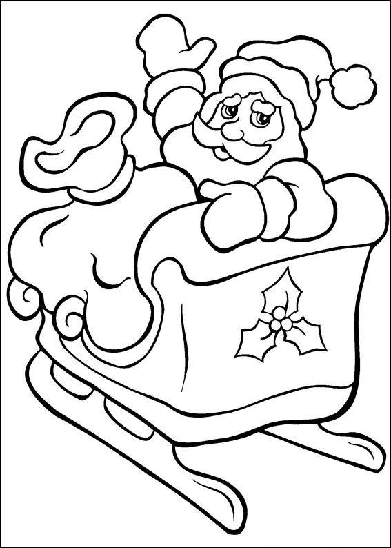 Kerst Kleurplaten Voor Peuters Archidev