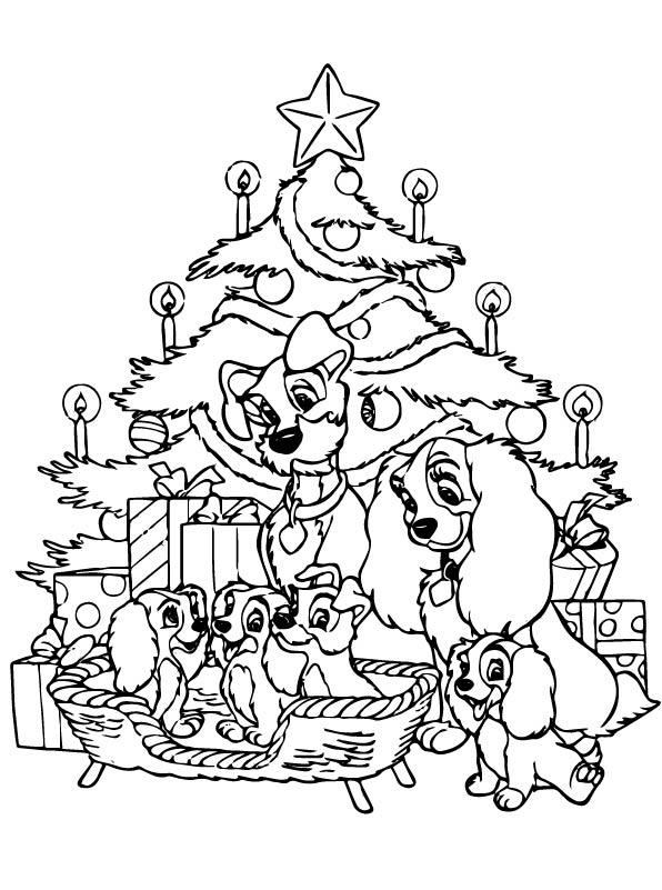 n kleurplaat kerstmis disney kerstmis disney