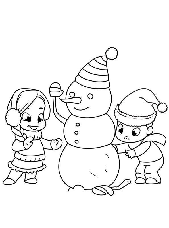 Kleurplaten Kerst Bumba.Bumba Kleurplaat Spelletjes Leerspellen Nl