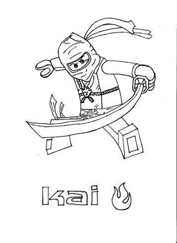 Kleurplaten Ninjago Draak.Kids N Fun 42 Kleurplaten Van Lego Ninjago