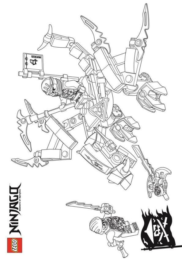 Image Result For Lego Batman Coloring Pages