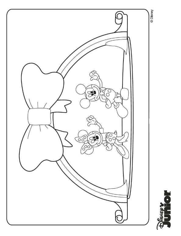 Kleurplaten Van Minnie En Mickey Mouse.Mickey Mouse En Minnie Mouse Kleurplaten Valentijn Mewarnai Mickey