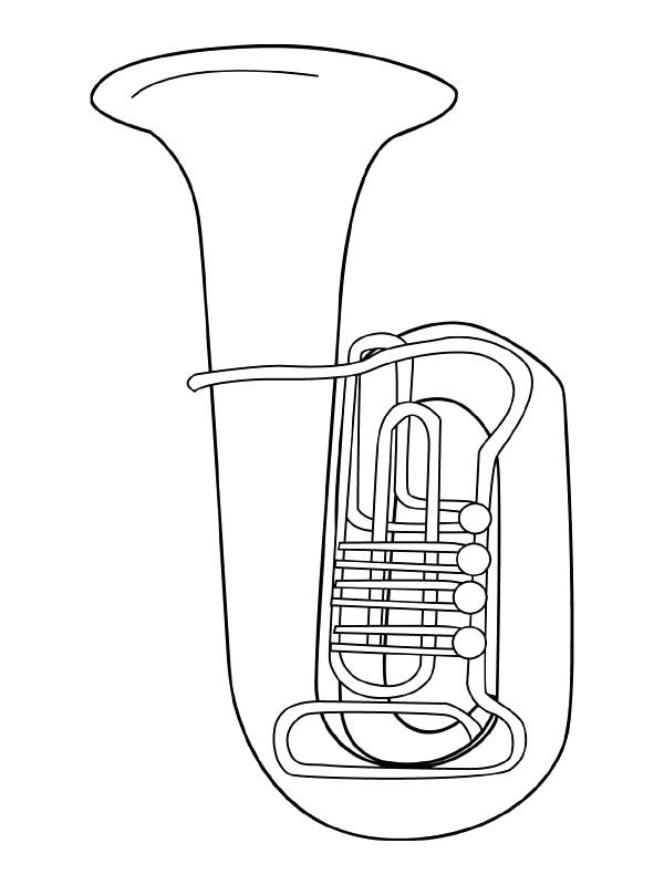 n kleurplaat muziekinstrumenten muziekinstrumenten