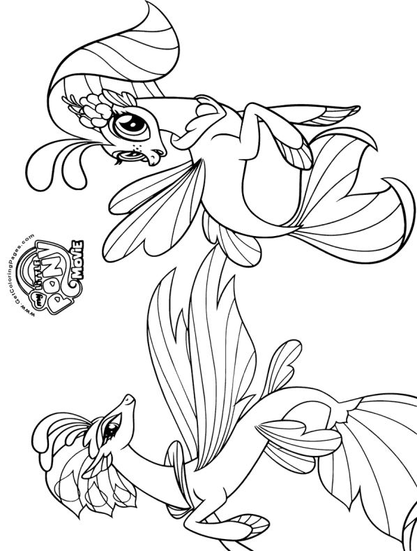 Kleurplaten My Little Pony Kleurplaten U00bb Animaatjes Nl