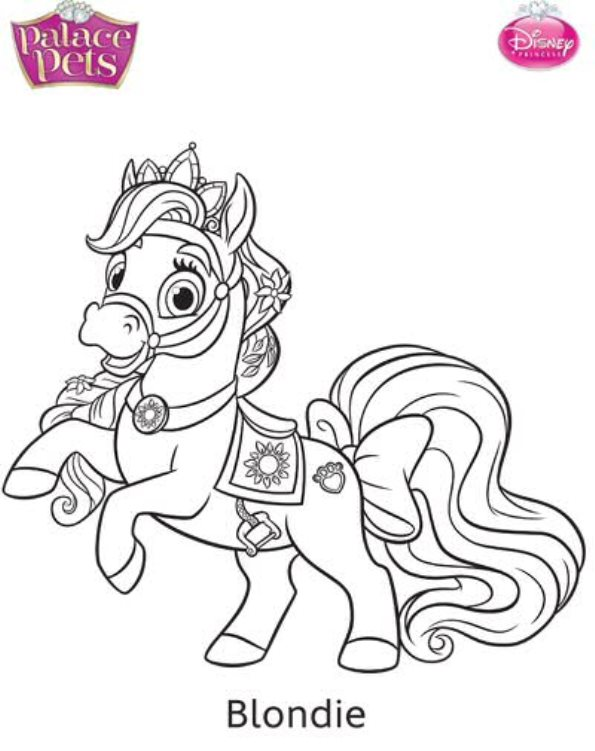 disney coloring book palace pets coloring pages treasure coloring pages