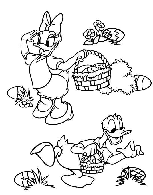 Disney Kleurplaten Sinterklaas.Kids N Fun Kleurplaat Pasen Met Disney Pasen Met Disney