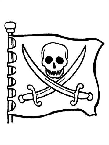 Kleurplaten Piraten En Prinsessen.Kids N Fun 31 Kleurplaten Van Piraten